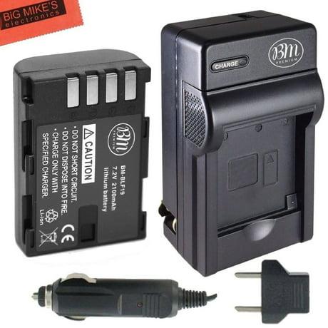 Bm Premium Dmw Blf19 Dmw Blf19e Dmw Blf19pp Battery And