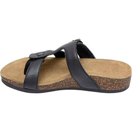 2529261a5db4 Wellrox Women s Santa Fe Sedona Wellness Casual Sandals - Walmart.com
