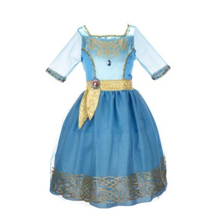 Cheap Merida Costume (Disney Princess Dp Bling Ball Gown -)