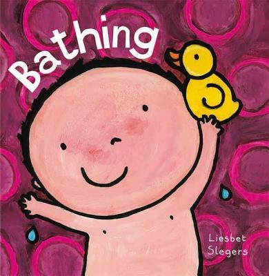Bathing (Board Book)