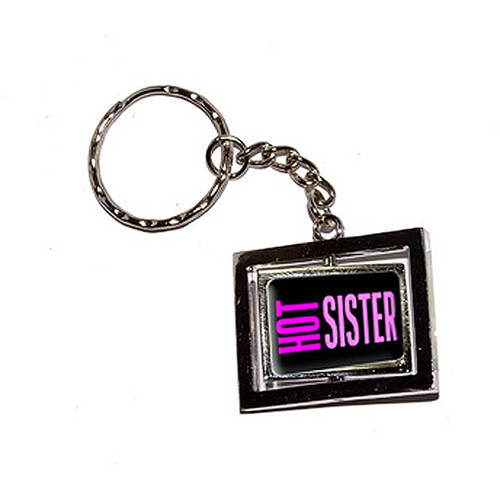 Hot Sister New Keychain Ring