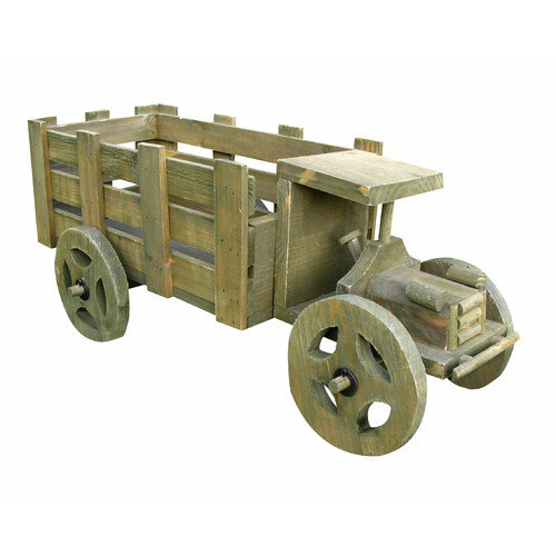 Shine Company Inc. Novelty Wheelbarrow Planter
