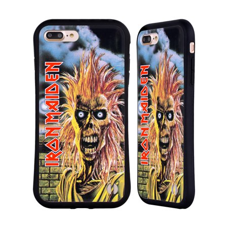 OFFICIAL IRON MAIDEN ART HYBRID CASE FOR APPLE IPHONES