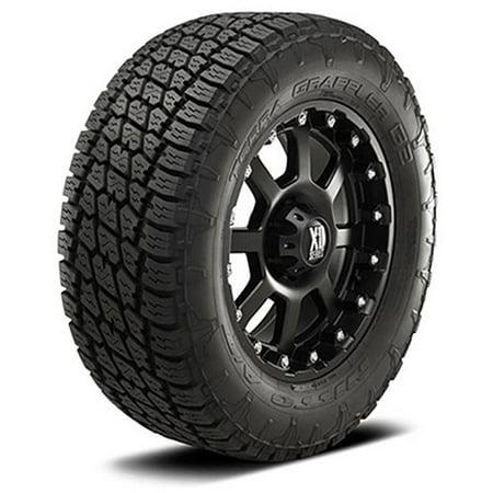 Nitto Terra Grappler G2 35X12 50R20 10 Tire 121R