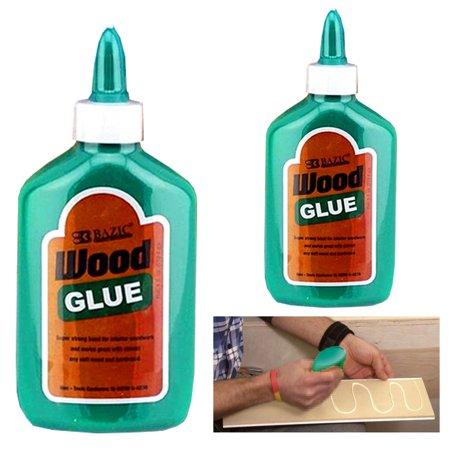 - 2 Pc Wood Glue Soft Hardwood Strong Waterproof General Purpose Adhesive Bonding