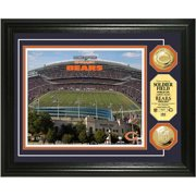 NFL Highland Mint, Gold Coin Photomint, Soldier Field