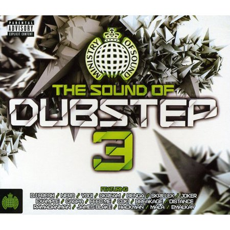 Ministry of Sound: Sounds of Dubstep 3 / Various