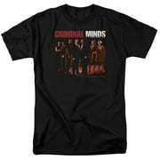 Criminal Minds The Crew Mens Short Sleeve Shirt