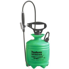 Hudson 66192 2 Gallon In 1 Yard Garden Deck Fence Sprayer
