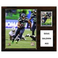 C&I Collectables NFL 12x15 Doug Baldwin Seattle Seahawks Player Plaque