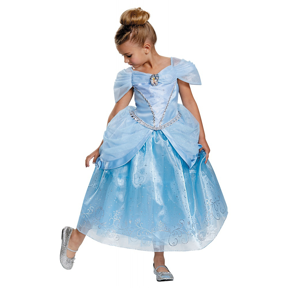 Cinderella Prestige Child Costume - Medium