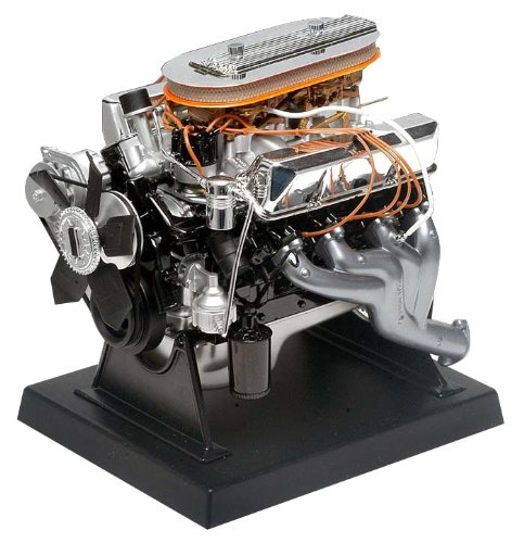Revell 1 6 Scale Ford 427 Wedge Engine Model Kit by Revell
