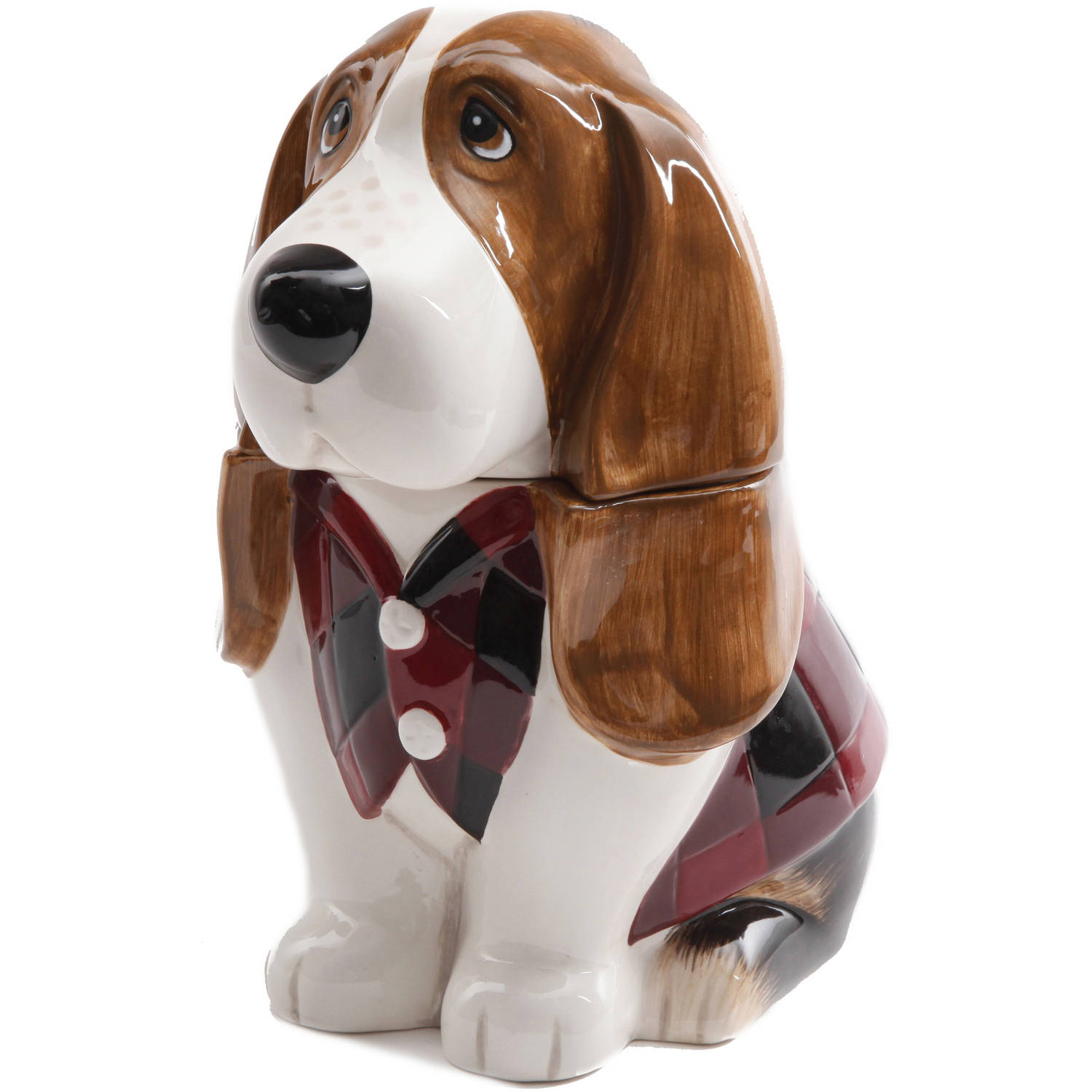 The Pioneer Woman Charlie Cookie Jar Kitchen Hound Holiday