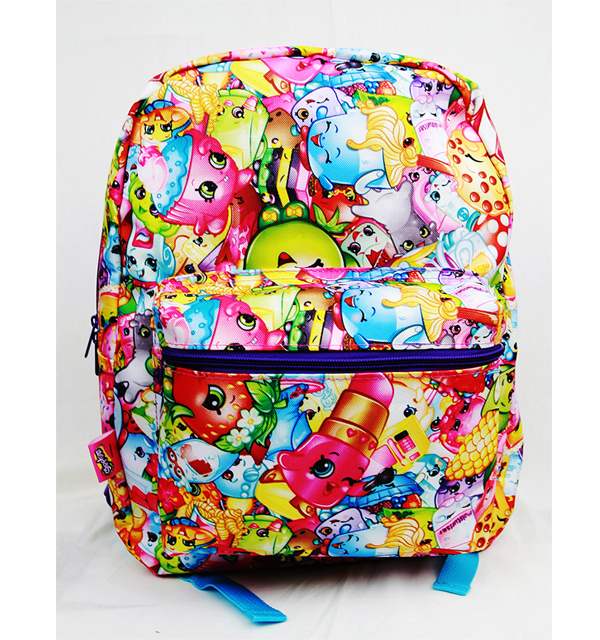 Shopkins All Over Print Backpack