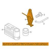 Jeep CHRYSLER OEM 15-16 Renegade Jack-Rear Body & Floor-Jack Assembly 68282158AA