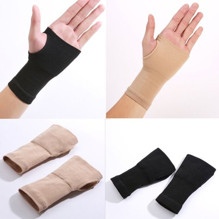 Gloves Carpal Tunnel Wrist Brace (1PC Hand Wrist Carpal Tunnel Support Gloves Gym Arthritis Sprain Strain)