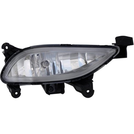 - Dorman 923-820 Fog Light For Hyundai Sonata