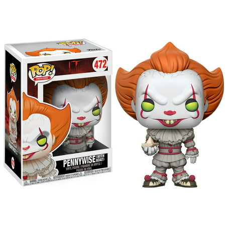 Funko POP! Movies: IT - Pennywise with CHASE Mini Figure