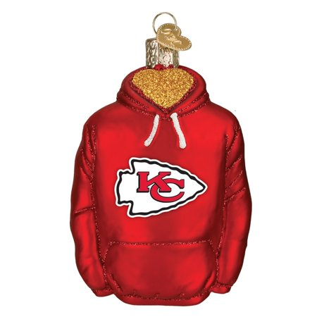 - Kansas City Hoodie Ornament