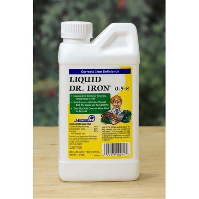 Lawn and Garden Products LG 7228 Dr.  Iron Liquid Spray