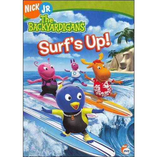 The Backyardigans: Surf's Up! (Full Frame)