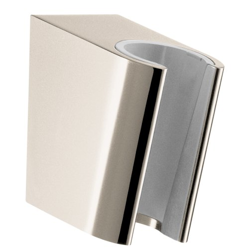 Hansgrohe  28331  Hand Shower Holders  Porter S  Shower Accessories  ;Polished Nickel