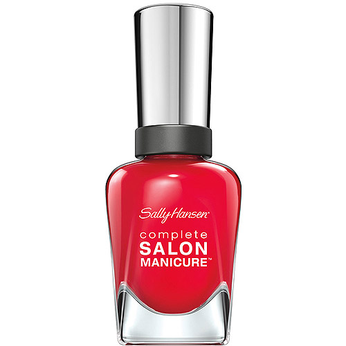 Sally Hansen Complete Salon Manicure Nail Color, All Fired Up