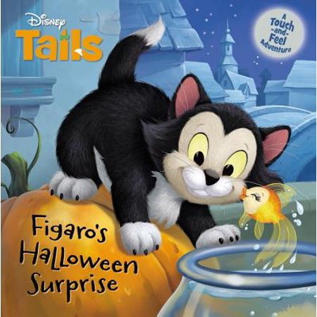 Disney Tails Figaro's Halloween Surprise (Board - A Disney Halloween Tv