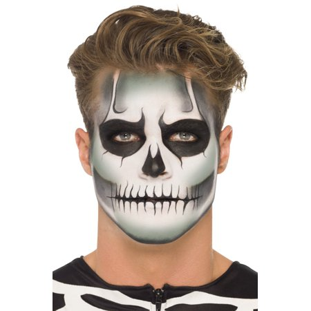 Glow in the Dark Skeleton Make-Up Kit - Easy Skeleton Makeup
