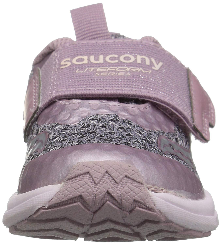Kids Saucony Girls Liteform Feel//ST58611 Low Top   Fashion Sneaker