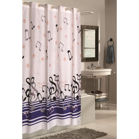 Splash Collection By Ben Jonah Ez On Fabric Shower Curtain With
