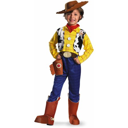 Toy Story Woody Deluxe Child Dress Up / Halloween Costume - Infant Jessie Toy Story Costume