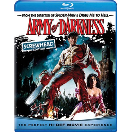 Army of Darkness (Blu-ray) (Jack Campbell Victorious)