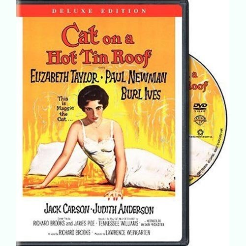 Cat On A Hot Tin Roof (Deluxe Edition) (Widescreen)