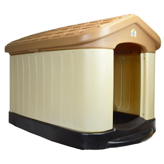 Tuff-N-Rugged Dog House, Brown