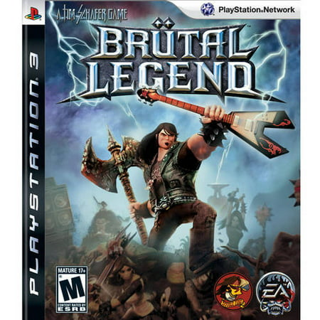 Brutal Legend (PS3) - Pre-Owned
