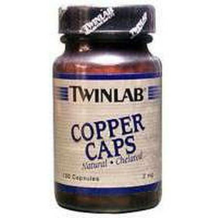 Copper as a supplement