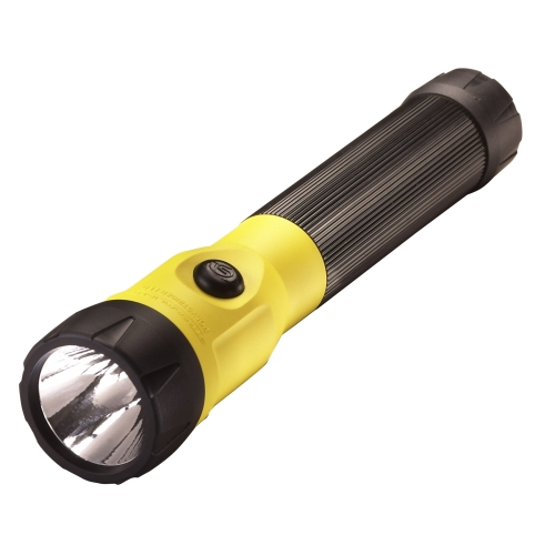 Streamlight PolyStinger LED w/120V AC/DC , Yellow