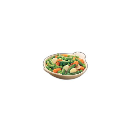 Hall China Gratin Dish (Hall China 434-WH White 12 Oz. Shirred Egg / Au Gratin Dish - 24 / CS )