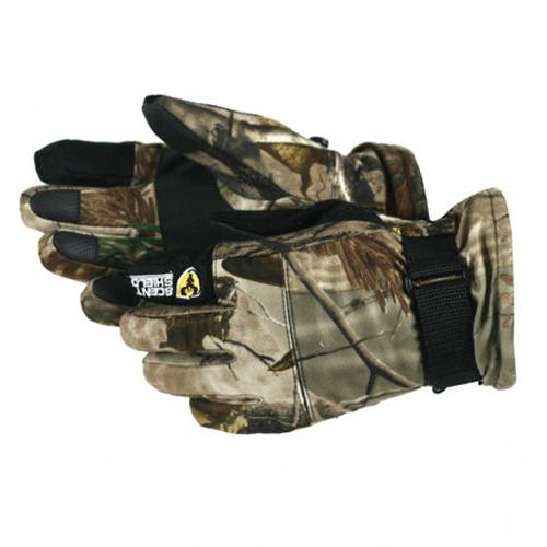 Youth Hunting Glove Rainblocker ScentBlocker, Realtree Xtra, Available in Multiple Sizes