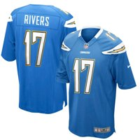 36df012afecb7 Product Image Philip Rivers Los Angeles Chargers Nike Alternate Game Jersey  - Powder Blue - 3XL