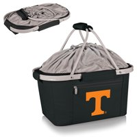 Tennessee Volunteers Metro Basket Collapsible Tote - Black - No Size