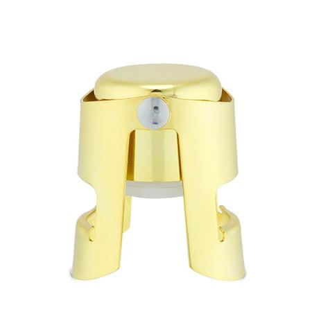 Fizz: Gold Champagne Stopper