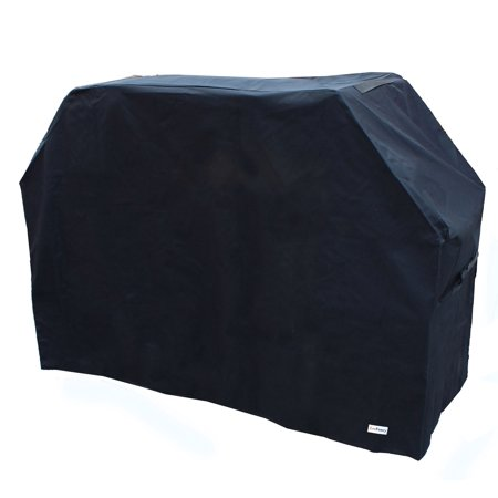Brinkmann Grill Covers (Gas Grill Cover for Weber Holland Jenn Air Brinkmann Char Broil Kingsford Uniflame, 600D Heavy Duty (XLarge 70X24X46 inch,)
