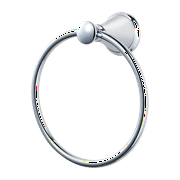 Pfister BRBGL1C Saxton Towel Ring in Polished Chrome