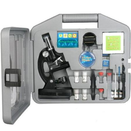 AmScope M30-ABS-KT2 300X-600X-1200X Metal Arm Kids Student Beginner Biological