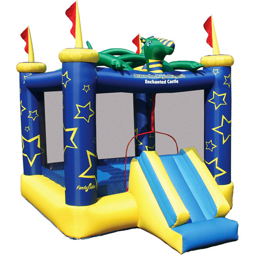 Kidwise Draco the Magic Dragon Bouncer