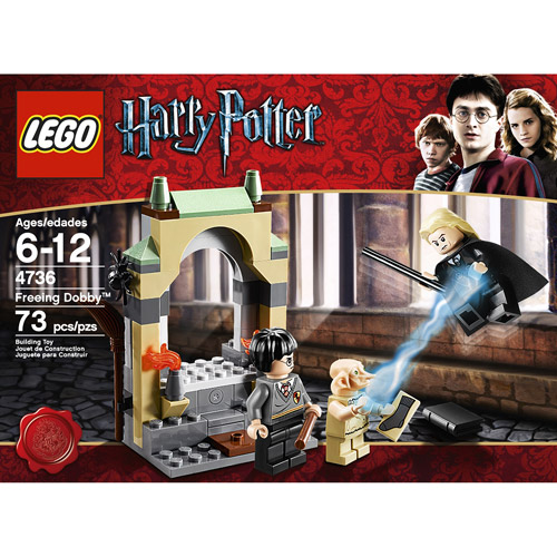 Harry Potter Series 2 Freeing Dobby Set LEGO 4736