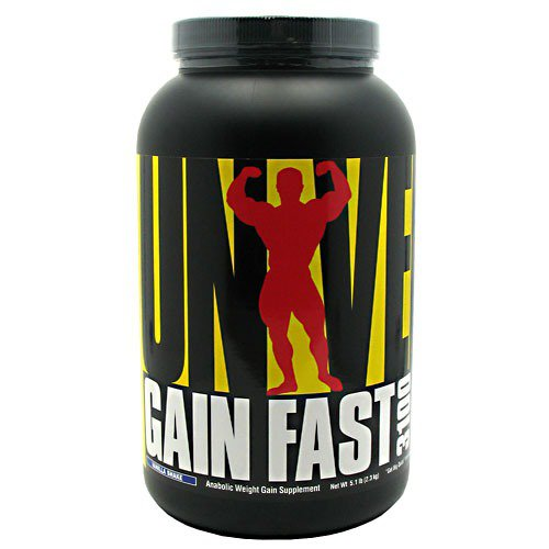 Gain Fast 3100 - Vanilla Universal Nutrition 5.1 lbs. Powder