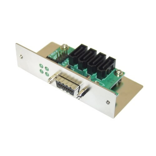 Coolgear Multi-Lane SATA2 Enclosure SCSI-II Opening Devic...